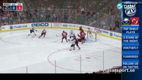 Sammandrag: New Jersey Devils - Buffalo Sabres