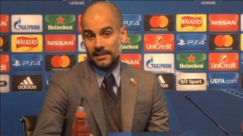 Slog Barcelona - men Guardiola svävar inte iväg