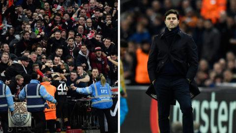 Tung förlust för Tottenham - på väg att missa slutspel
