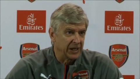 "Wenger: ""Tottenham-matchen mer än bara ett derby"""