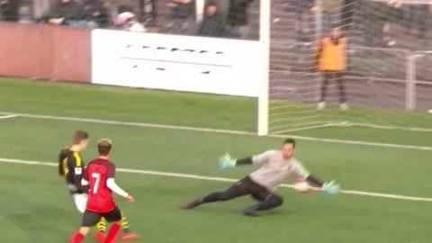 17-åringen iskall när han rullar in 3-0 för AIK