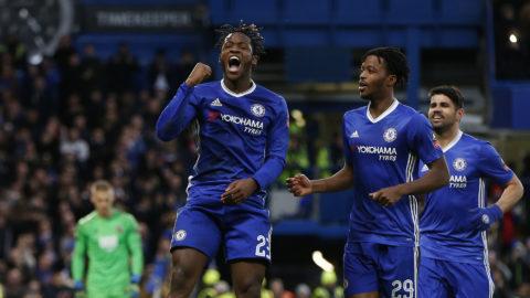 Chelseas kross - lekte hem segern mot Brentford