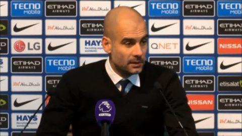 "Guardiola uppgiven: ""Likadant hela säsongen"""