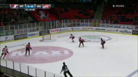 Höjdpunkter: Svensson hattrickhjälte när Almtuna vann