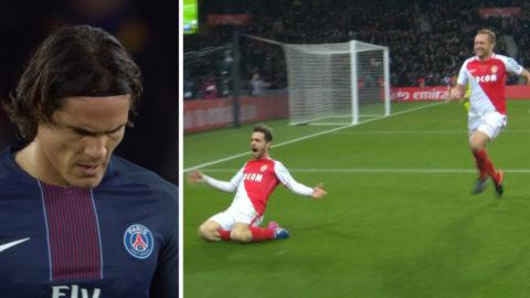 Jagad av Manchester United - räddade Monaco mot PSG