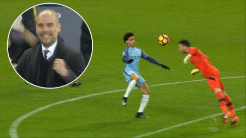 TV: Lloris blunder ger Guardiola glädjefnatt