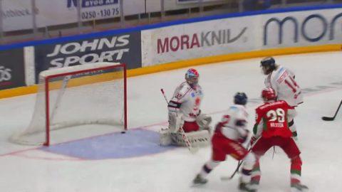 Två snabba räckte för Mora - besegrade Västervik med 2-1