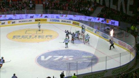 Höjdpunkter: Joel firade 800 med en seger - Frölunda vann med 3-1