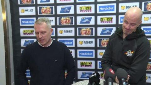 """Luleås VD svarar på kritiken dagen efter utbrottet: """"Ibland blir det tokfel"""""""
