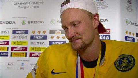 """Anton Strålman efter VM-guldet: """"Nu är jag inte den störste losern längre!"""""""