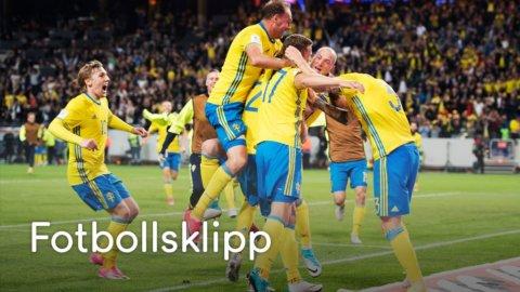 Höjdpunkter: Öis upp i serieledning efter seger mot Halmstad