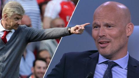 """Ljungberg om Wenger: """"Han har varit den stora bossen"""""""