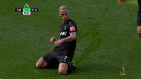 """West Ham kvitterar i derbyt - efter klassavslut: """"Vilket tryck"""""""