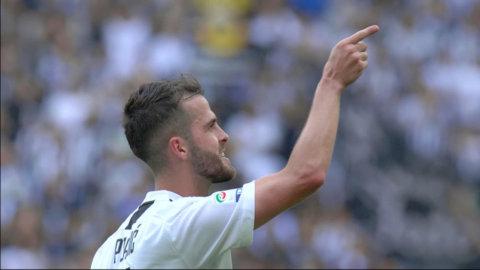 Juventus utökar - bjuder hemmapubliken på ögongodis