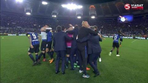 SUPERDRAMAT: Inter knep viktiga CL-platsen - efter otroliga matchen
