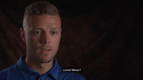 """Sigurdsson: """"Messi är den bästa spelaren i världen"""""""