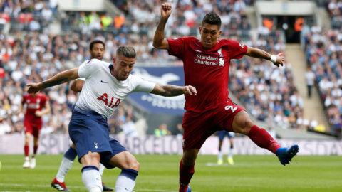 Stjärnans protest(?) mot Spurs – under matchen mot Liverpool