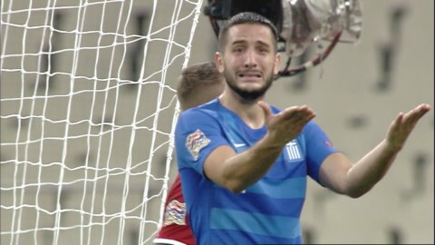 Höjdpunkter: Grekland slog Ungern i Nations League