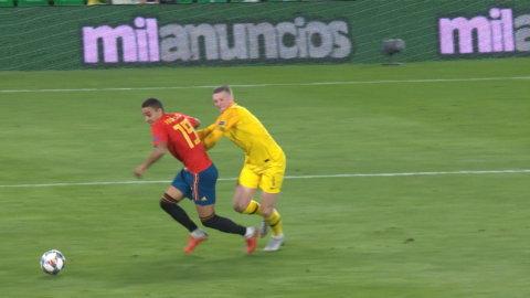 Höjdpunkter: Målkalas och fotbollsgodis när England bortaslog Spanien