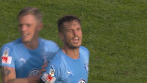 Höjdpunkter: Malmö vände och vann mot Hammarby