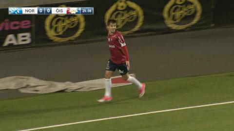 Höjdpunkter: ÖIS tog tre poäng i Borås