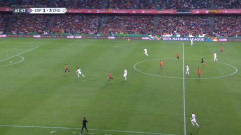 """Spanska spelarna rasande efter utebliven straff: """"Han måste se den"""""""