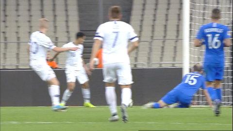 Höjdpunkter: Grekland kniper segern mot Finland