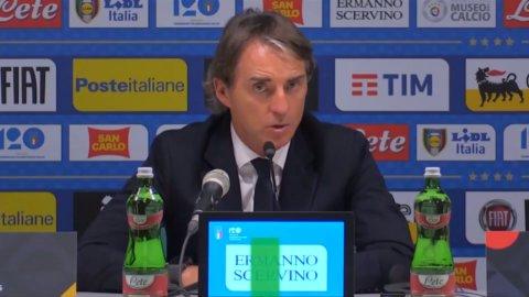 """Mancini nöjd med Italiens framsteg: """"Trodde vi skulle behöva mer tid"""""""