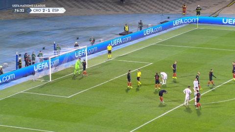 Ramos kvitterar för Spanien