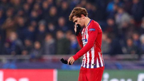 Atletico gick miste om gruppsegern – kryssade mot Brügge
