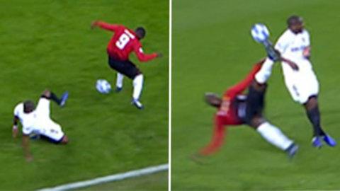 Manchester United-anfallarens mardrömsmatch - precis allt gick fel