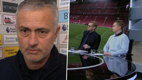 Mourinho kritiseras stenhårt – efter blytunga förlusten