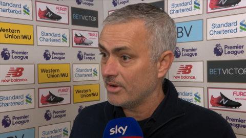 Mourinho ställs mot väggen – efter blytunga förlusten