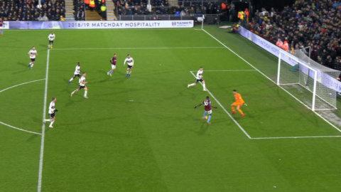 Ranieri har en del att fundera över - nä Fulham går bort sig