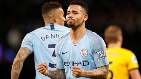 City tog en bekväm seger – Jesus hjälte med dubbla mål