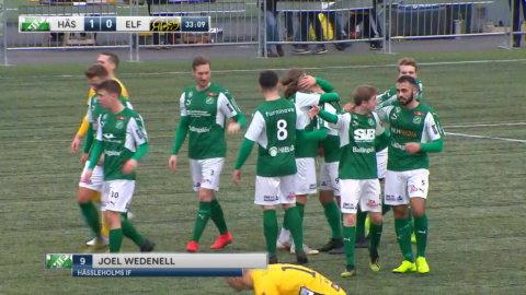 Elfsborg chockat - Hässleholm gör 1-0