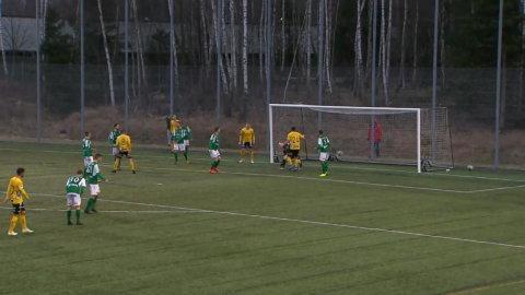 Holmén utökar för Elfsborg på övertid