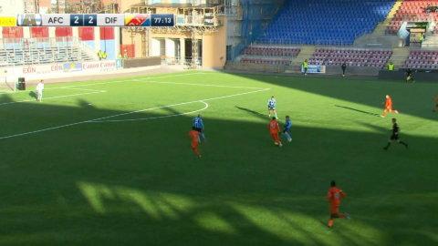 Hodzic fullbordar AFC:s vändning mot Djurgården