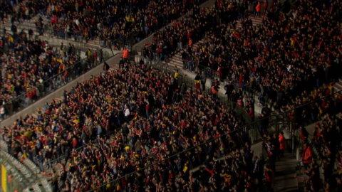 Höjdpunkter: Hazards dubbel bakom Belgiens seger