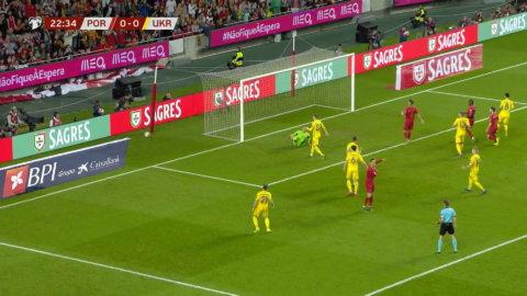 Höjdpunkter: Portugal mållöst i Ronaldos comeback