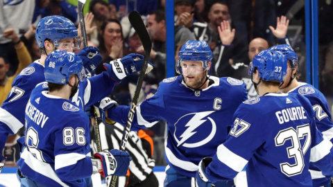 Lightning säkrar Presidents' Trophy - fortsätter vara dominanta