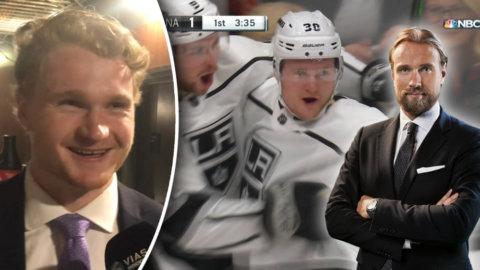 NHL-kollen med Lindquist: Kings-svenskar och VM-tankar