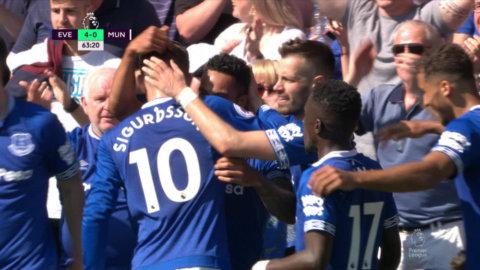 Förnedringen är total – Everton gör 4-0 (!) mot United