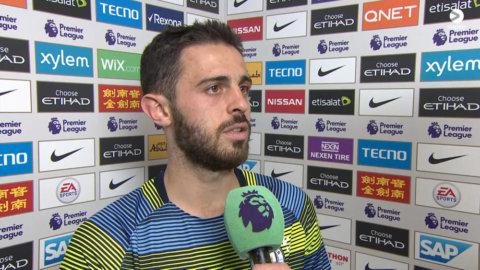 """Silva efter segern: """"Ville ge fansen något att jubla över"""""""