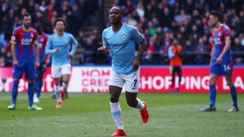 Sterling dubblar Citys ledning – med sitt andra för dagen