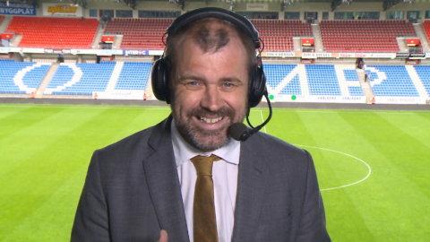 """Jönsson efter HIF:s poängtapp: """"Vi hade behövt en trea idag"""""""