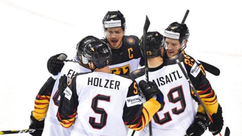 Superstjärnan visade vägen - när Tyskland besegrade Finland