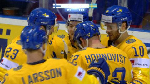Tre Kronor har vänt – går upp i ledning mot Finland