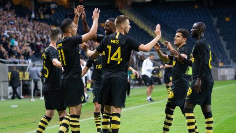 AIK vidare i Europa League-kvalet – Celtic väntar i nästa omgång