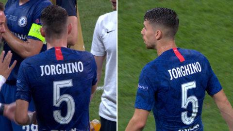 Chelseas pinsamma misstag i Super Cup-finalen